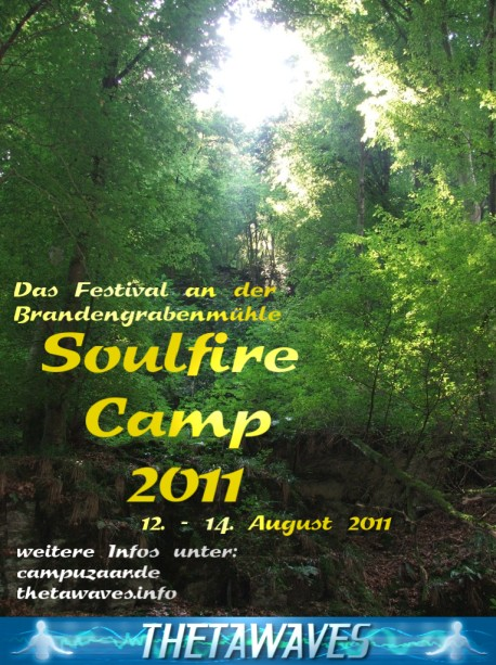 Soulfire Camp 2011 - Flyer